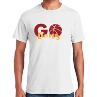 Adult Go Lions Basketball Maroon/Gold Thumbnail